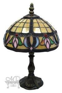 Lampa Witrażowa 34X20X20Cm