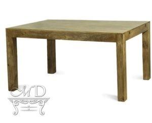Rozkładany stół z drewna mango