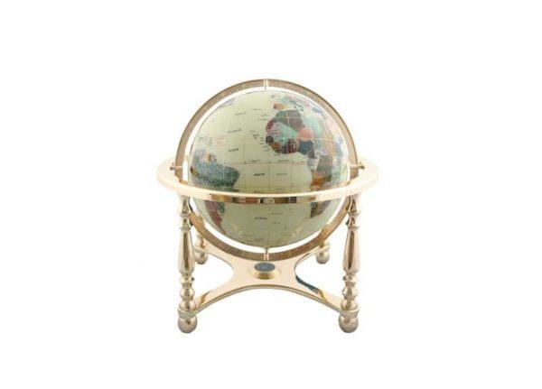 Globus Żółty 18X19X19Cm Śr. 11Cm (8)