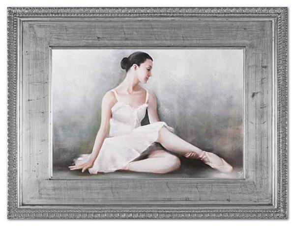 Obraz olejny na płótnie Baletnica