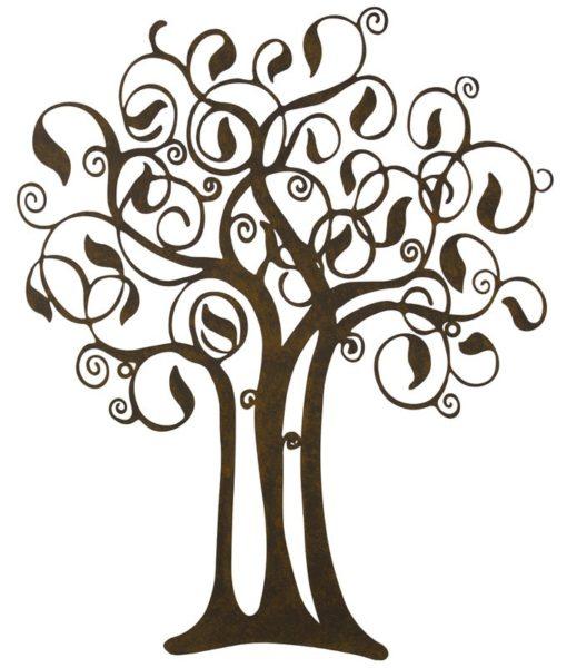 Dekoracja Drzewko