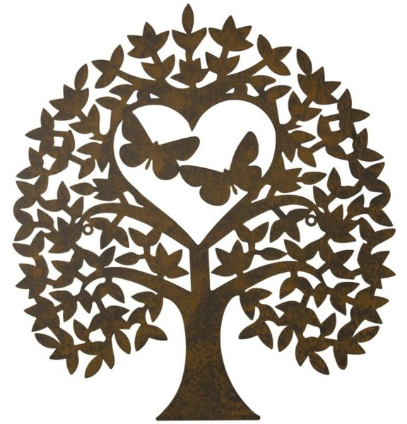 Dekoracja Ścienna Drzewko