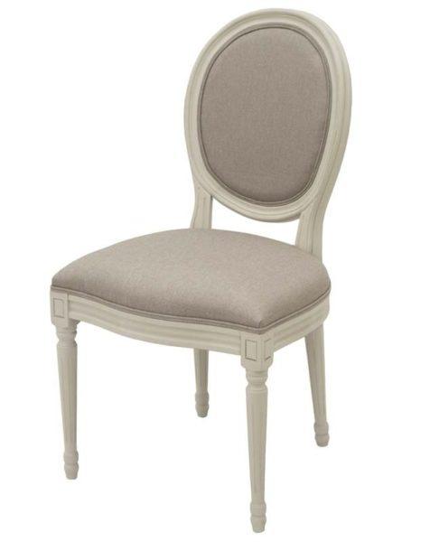 Stylowe krzesło retro 109195