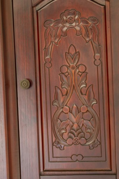 Kredens 2 Drzwiowy 3 Szuflady