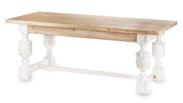 Postarzany stół vintage 137263