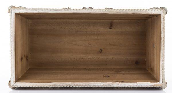 Drewniana Skrzynia